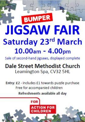 Jigsaw Fair 2019