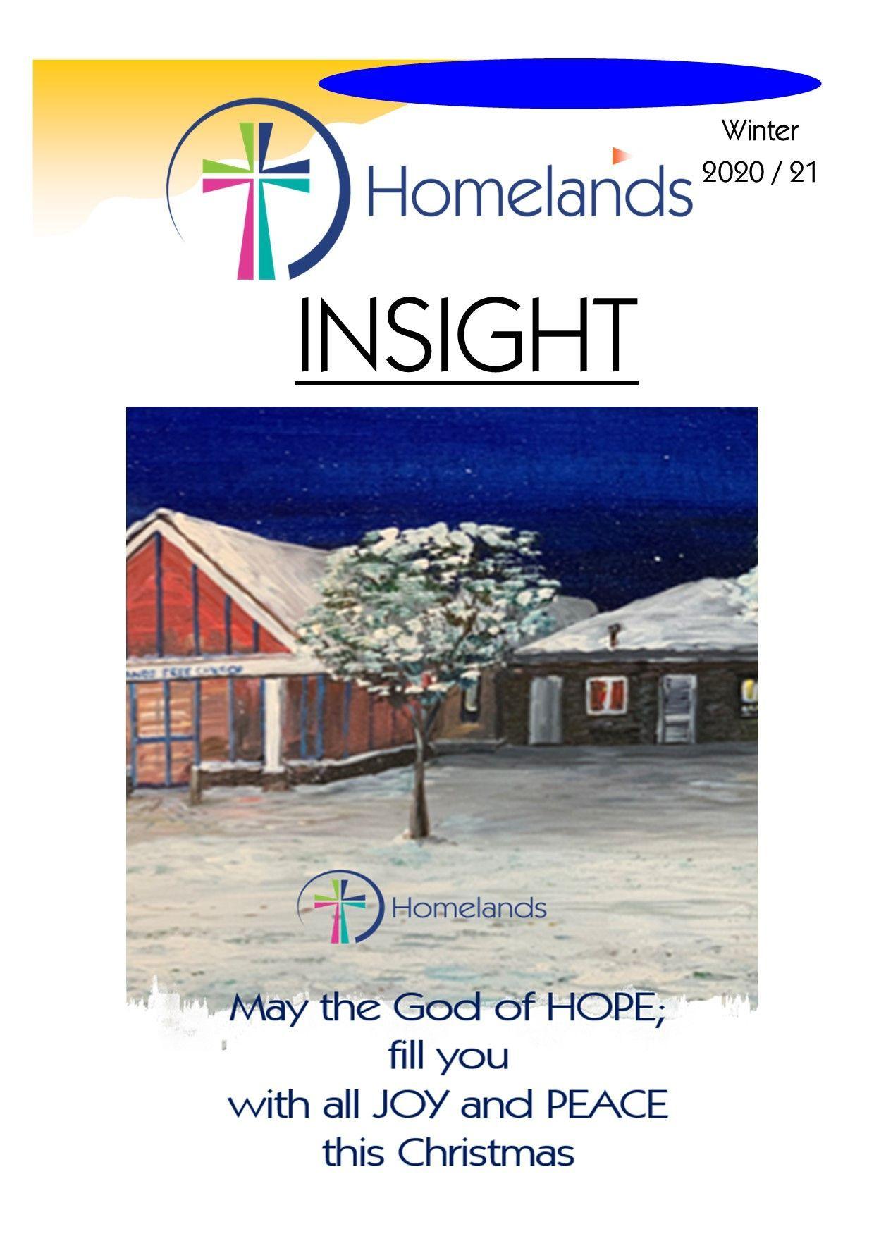 Insight Winter 20 21 cover