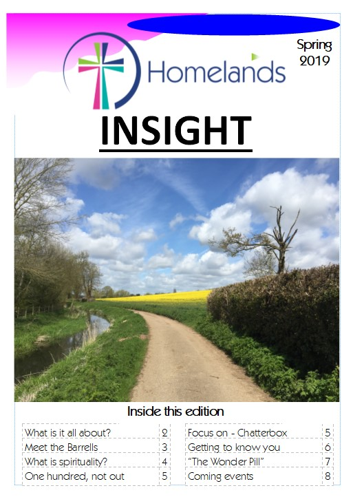 Insight Spring 19 cover photo
