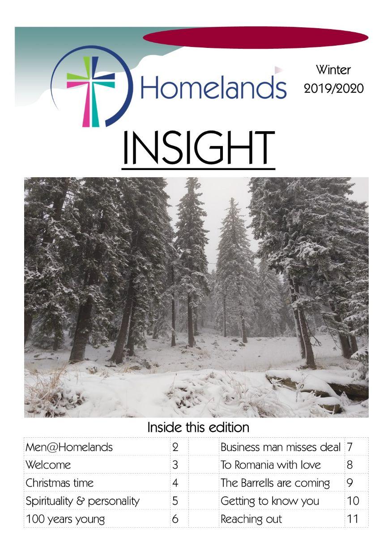 Insight Winter 19/20