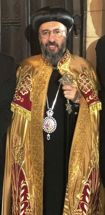 Archbishop Angaelos