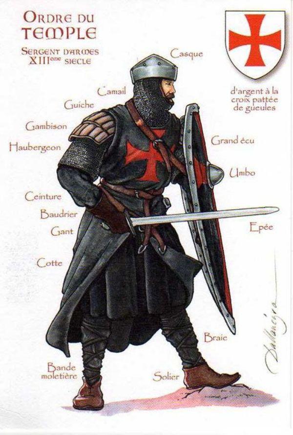 13th century Sergeant