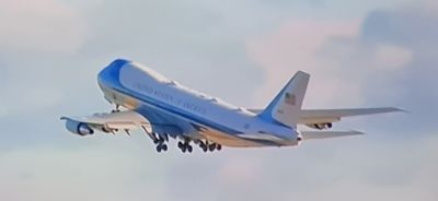 President - old Air Force One