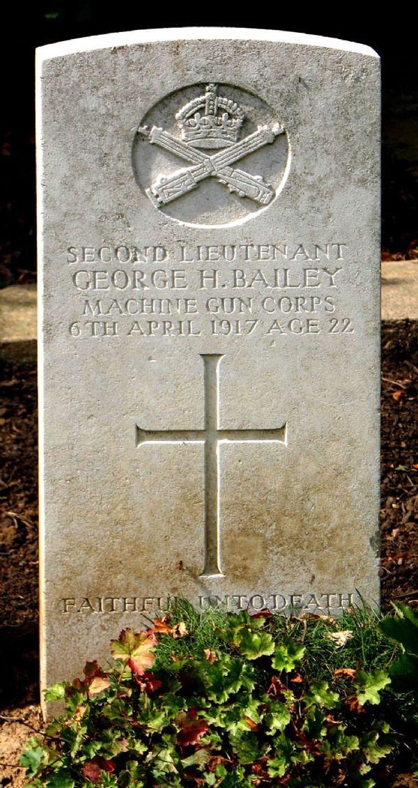 Warrior - George Haddon Bailey