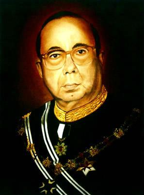Grand Master - Portrait