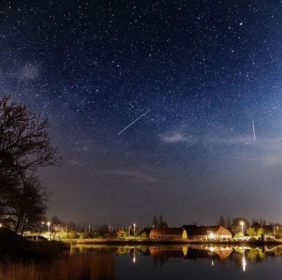 Lyrid Meteors - Copenhagen 22-04-20