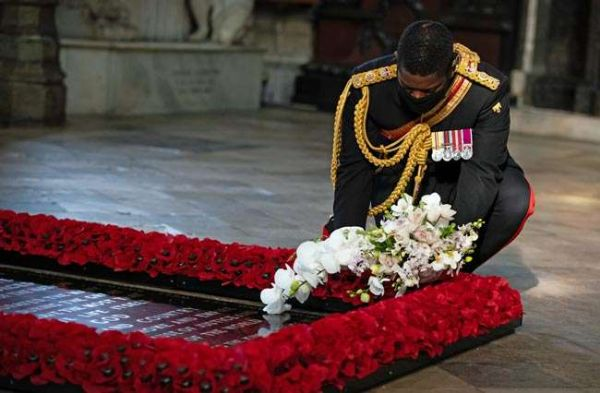 HMQ  Westminster Abbey - 2