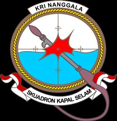 OSMTJ - Submarine KRI Nanggala - Badge.png
