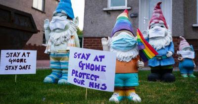 Gnomes - Rhiwbina, Cardiff