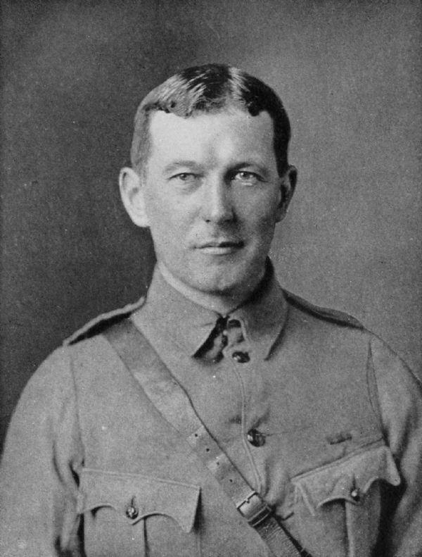 In Flanders Fields - Lt Colonel John McCrae