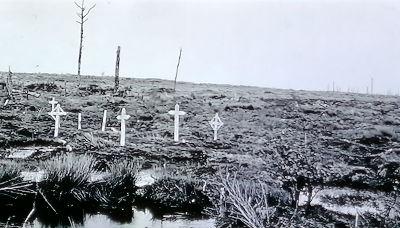 1918 - Battlefield, France
