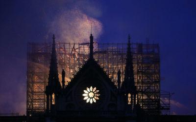 Notre Dame - 15 April 2019