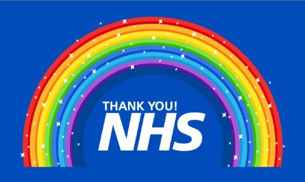 NHS - Flag