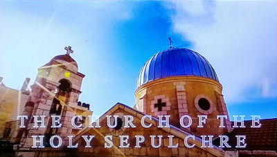 Church of the Holy Sepulchre - Title