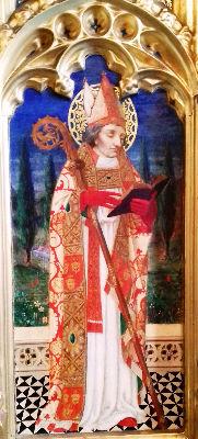 St Thomas Cantilupe - Hambleden
