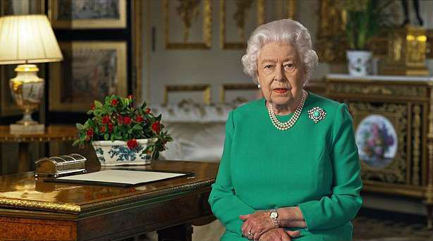 The Queen - 5 April 2020
