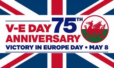 VE - Flag - Wales