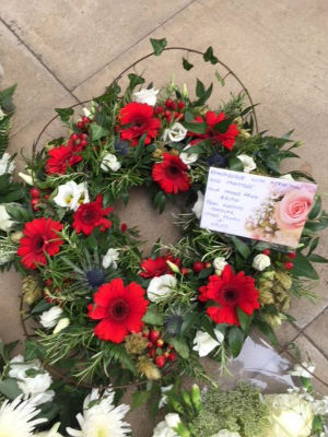 Wreath for the Grand Prior