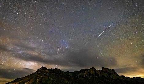 Lyrid Meteor - 21-04-20 - Arizona