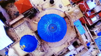 Church of the Holy Sepulchre - Arial