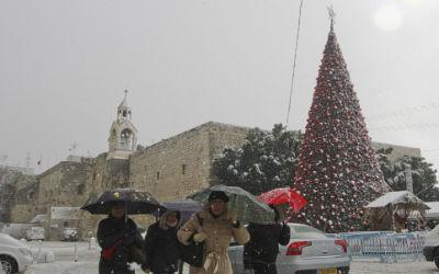 Bethlehem - 12 December 2013