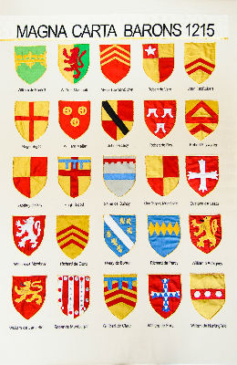 Barons Shields