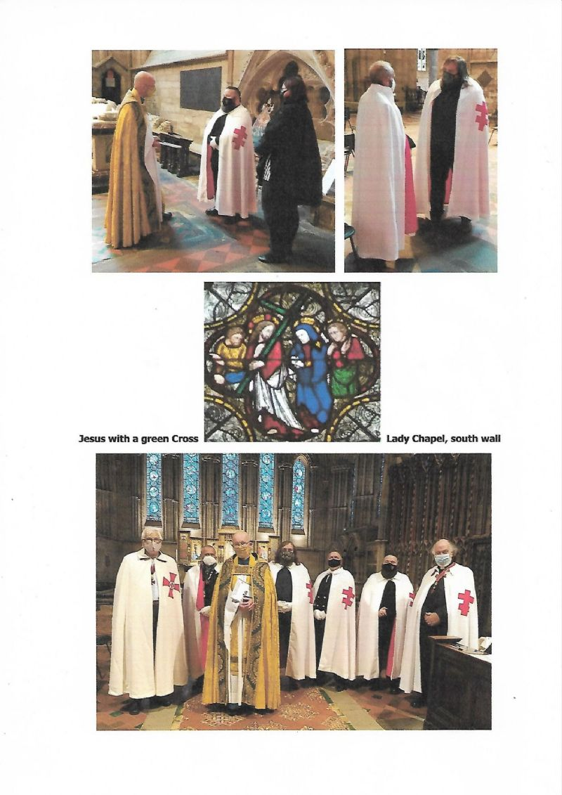Hereford - Investiture - p23