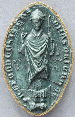 St Thomas de Cantilupe Seal