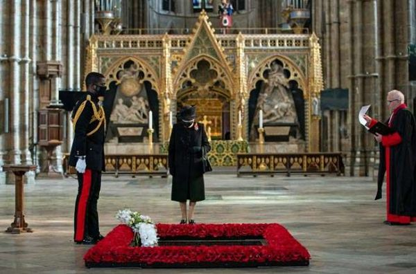 HMQ  Westminster Abbey - 3