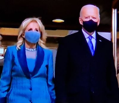 President - Joe  Jill - together