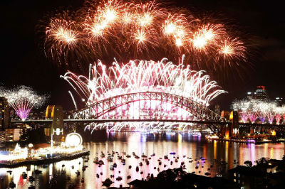 New Year - Sydney, Australia
