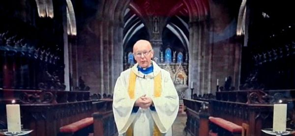 Dean of Hereford - Last Service