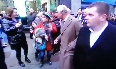 Prince Charles in Pontypridd 5