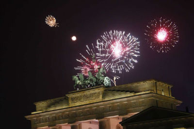New Year - Berlin, Germany