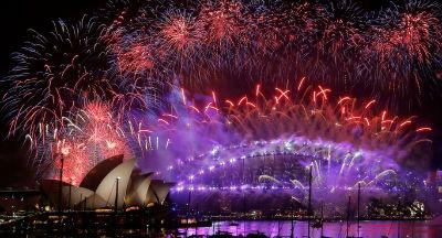 New Year - Sydney, Australia 3