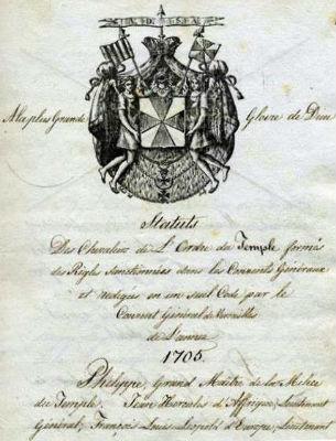 Statutes 1705