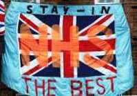 Stay In - Union Jack