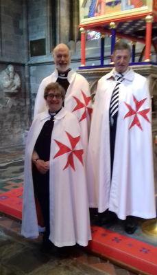 Grand Prior  Chaplains