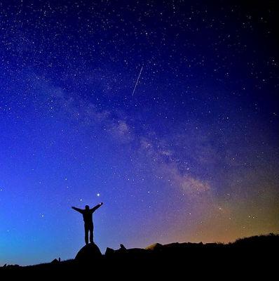Lyrid Meteor - Massachusetts 22-04-20