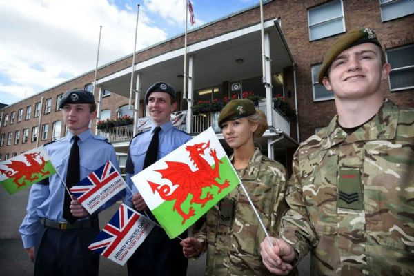 Armed Forces Day - Cadets