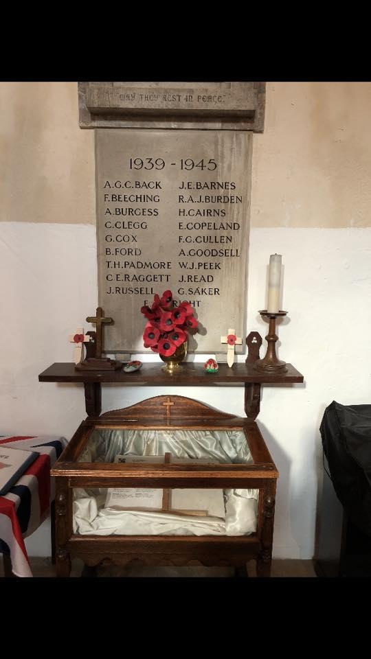 Memorial stones 1