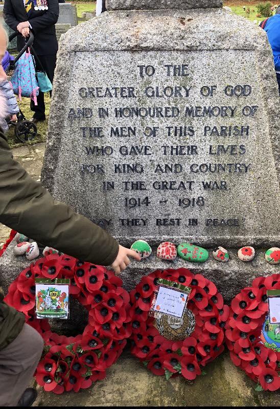 Memorial stones 3