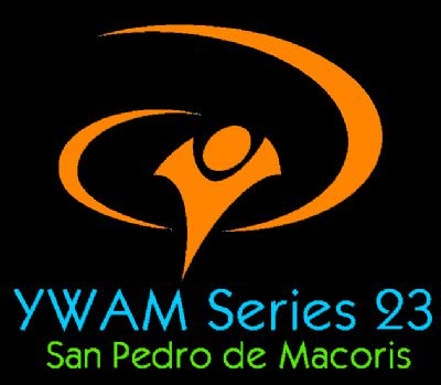 YWAM Series 23 logo in 2018