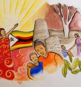 Image relating to the World Day of Prayer 2020 written by Zimbabwe.