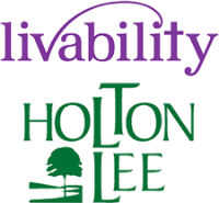 logo of Holton Lee run by the charity Livability