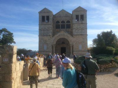 Mount Tabor. Photo taken during Holy Land Pilgrimage 28th Nov 2018