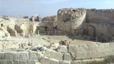 Herodian. Photo taken during Holy Land Pilgrimage 30th Nov 2018