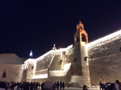 36. Photo taken during Holy Land Pilgrimage 30th Nov 2018