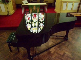 9th Photograph of the Grand Piano