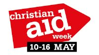 Logo for Christian aid week 10th - 16th May 2020